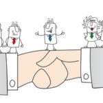 médiation dans un différend - conflit - entre salariés